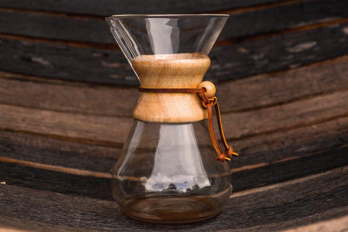 Chemex - Glen Lyon Coffee Roasters