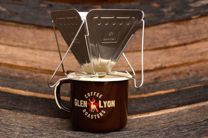 Snow Peak Fold Down Coffee Dripper